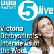Victoria Derbyshire and TSF