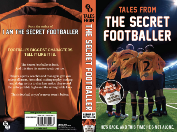 Win Tales From the Secret Footballer