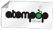 Atompop - web designer and developer